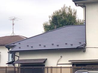 外壁・屋根リフォーム 安心して暮らせる、軽くて丈夫な屋根