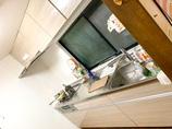 キッチンリフォーム収納力を強化して一新した水廻り設備