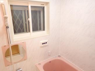 バスルームリフォーム 在来方式でのまま断熱仕様に変えてしっかり温かいお風呂