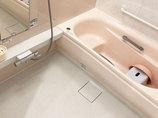 バスルームリフォームお手入れも簡単で使いやすくなった浴室