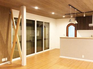 戸建フルリフォーム 水廻り設備を一新。断熱窓で開放感と快適さを両立させた住まい