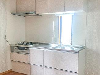 キッチンリフォーム 限られたスペースを有効活用した2世帯住宅の水廻りリフォーム