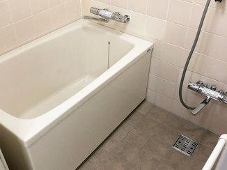 バスルームリフォーム 排水の問題を解消し、快適に使えるバスルーム